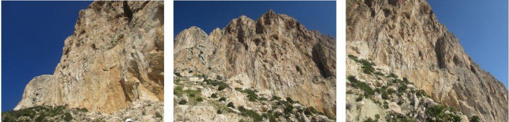 Peñon de Ifach, Climbing in Calpe near the sea. Walking , Hiking ,Climbing  Costa Blanca. Accomodation for Climbers