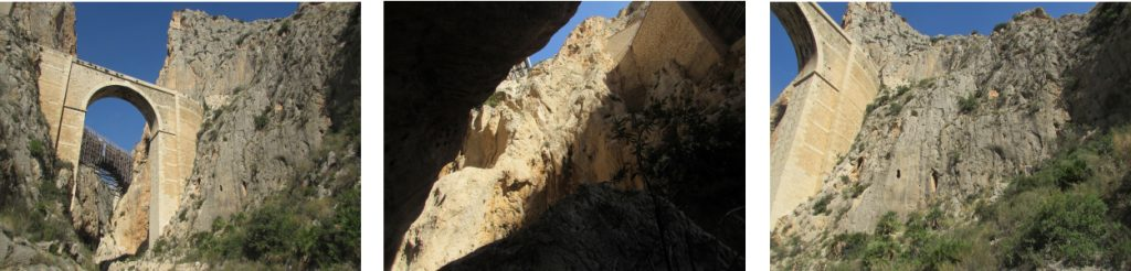 Mascarat Gorge, Beautifull climbing area on the Costa Blanca. Walking , Hiking ,Climbing  Costa Blanca. Accomodation for Climbers