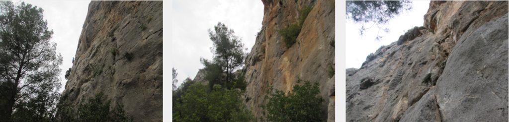 Rock Climbing Area in Sella, Alicante, Costa Blanca. Walking , Hiking ,Climbing  Costa Blanca. Accomodation for Climbers